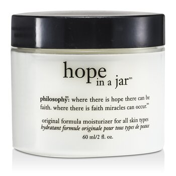 Philosophy Hope In a Jar Moisturizer (All Skin Types)  56.7g/2oz