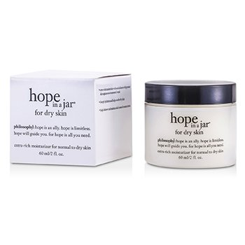 Hope In a Jar Moisturizer (For Dry Skin) Philosophy Hope In a Jar Moisturizer (For Dry Skin) 56.7g/2oz