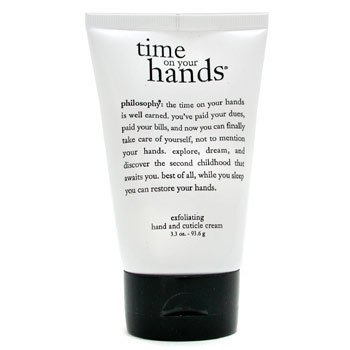 Philosophy-Time on Your Hands Exfoliating Hand & Cuticle Cream