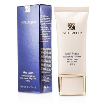 Estee Lauder Ideal Matte Refinishing MakeUp SPF8 - #03 Outdoor Beige  30ml/1oz