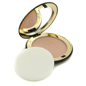 Estee Lauder-AeroMatte Ultralucent Pressed Powder - #2C Light Medium Cool