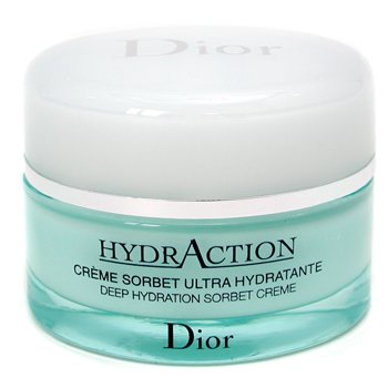 Christian Dior-HydrAction Deep Hydration Sorbet Creme ( Normal to Combination Skin )