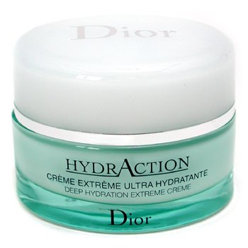 Christian Dior-HydrAction Deep Hydration Extreme Creme ( Very Dry Skin )
