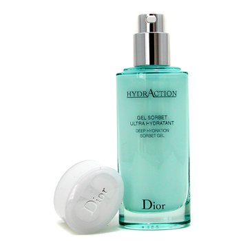 Christian Dior-HydrAction Deep Hydration Sorbet Gel ( Normal to Combination Skin )
