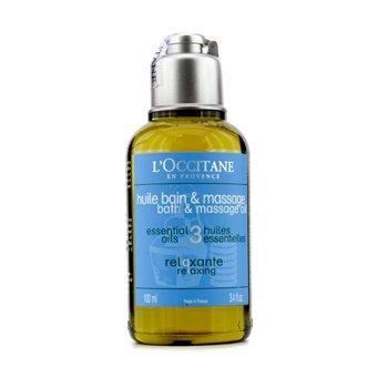L'OccitaneAromachologie Relaxing Bath & Massage Oil 100ml/3.4oz