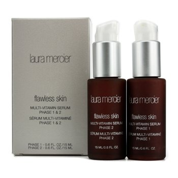 Laura Mercier Multi-Vitamin Serum (Phase 1 & 2)  2x17ml/0.6oz