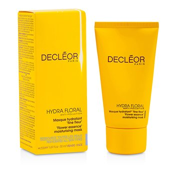 DecleorHydra Floral Anti-Pollution Flower Ess�ncia Moisturising M�scara facial 50ml/1.7oz
