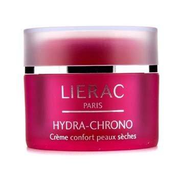 Lierac-Hydra-Chrono Anti-Aging Hydration Comfort Cream ( For Dry Skin )