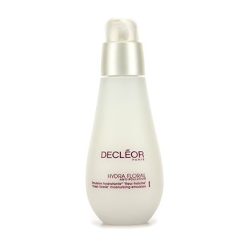 Decleor Hydra Floral Anti-Pollution Fresh Flower Moisturising Emulsion  50ml/1.7oz