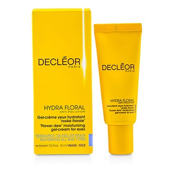 DecleorHydra Floral Anti-Pollution Flower Dew Crema-Gel Hidratante Ojos 15ml/0.5oz