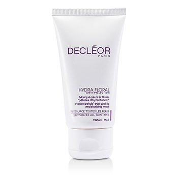 DecleorHydra Floral Anti-Pollution Flower Petals olhos & L�bios Moisturising M�scara facial ( Salon Size ) 50ml/1.69oz
