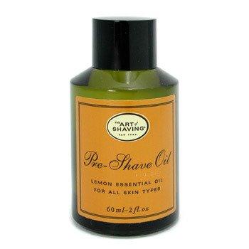 The Art Of Shaving-Pre Shave Oil - Lemon Essential Oil ( For All Skin Types )