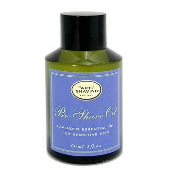 The Art Of Shaving-Pre Shave Oil - Lavender Essential Oil ( For Sensitive Skin )