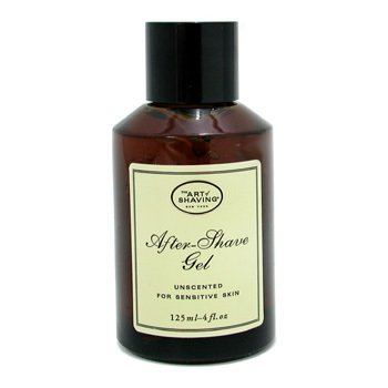 The Art Of Shaving-After Shave Gel Alcohol Free - Unscented ( For Sensitive Skin )
