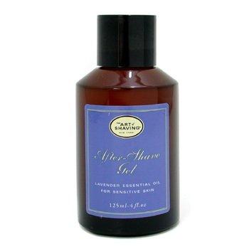The Art Of Shaving-After Shave Gel Alcohol Free - Lavender Essential Oil & Vitamin C ( For Sensitiv