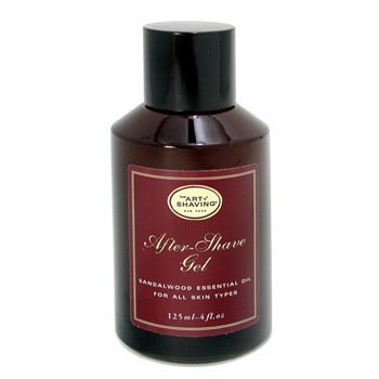 The Art Of Shaving-After Shave Gel Alcohol Free - Sandalwood Essential Oil ( For All Skin Types )