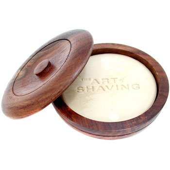 The Art Of Shaving-Shaving Soap w/ Bowl - Sandalwood Essential Oil ( For All Skin Types )