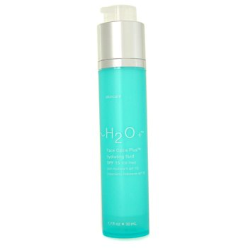 H2O+-Face Oasis Plus Hydrating Fluid SPF 15 ( Oil-Free )