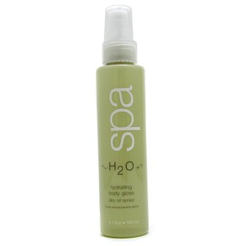 H2O+-Spa Hydrating Body Gloss ( Dry Oil Spray )