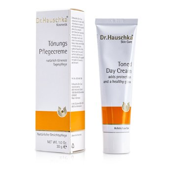 Dr. Hauschka Toned Day Cream (For Normal  Dry & Sensitive Skin) 30g/1oz