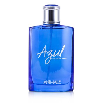 AnimaleAnimale Azul Agua de Colonia Vaporizador 100ml/3.4oz