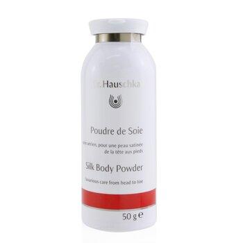 Dr. HauschkaBody Silk Powder Polvo Seda para Cuidado Corporal ( Cara y Cuerpo ) 50ml/1.7oz