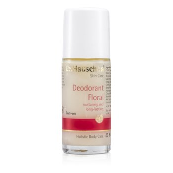 Dr. Hauschka Deodorant Floral Roll-On (For Sensitive Skin) 50ml/1.7oz