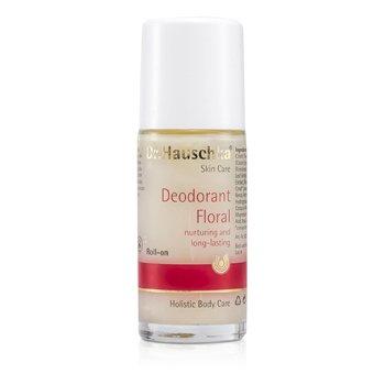 Dr. Hauschkadesodorante Floral Roll-On ( para Pele sens�vel ) 50ml/1.7oz