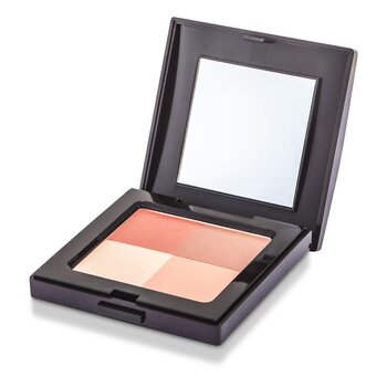 Laura Mercier Illuminating Quad – Coral Red 10g/0.35oz
