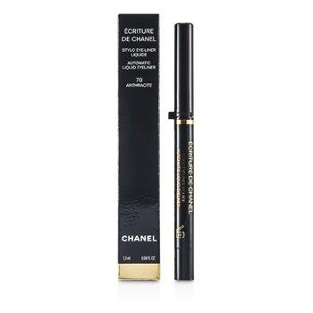 Chanel Ecriture De Chanel Liquid Eyeliner - 70 Anthracite  1.3ml/0.04oz