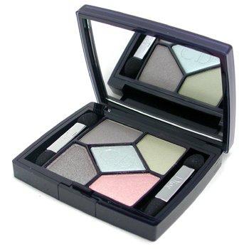 Christian Dior-5 Color Eyeshadow - No. 390 Mystic Jade
