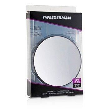 Tweezerman-TweezerMate - 12X Magnification Personal Mirror