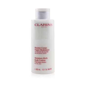 ClarinsNew Moisture-Rich Body Lotion - For Dry Skin (Super Size Limited Edition) 400ml/14oz