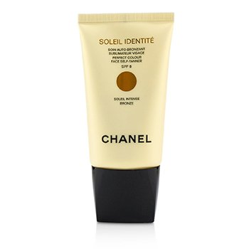 Chanel Soleil Identite Perfect Colour ��������� ��� ���� SPF 8 - Intense (������) 50ml/1.7oz