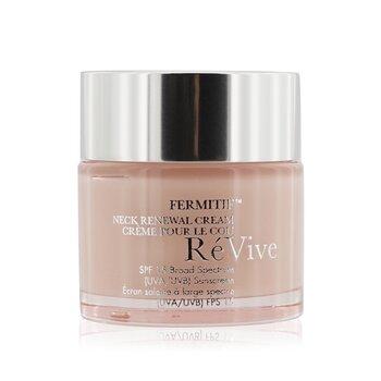Re ViveFermitif Neck Renewal Cream / Crema Renovadora Cuello-Escote  SPF15 75ml/2.5oz