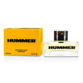 Hummer Eau De Toilette Spray  125ml/4.2oz