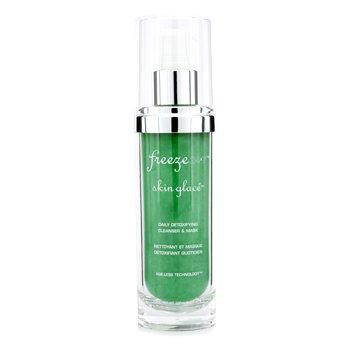 Freeze 24/7 SkinGlace Daily Detoxifying Cleanser & Mask  100ml/3.3oz