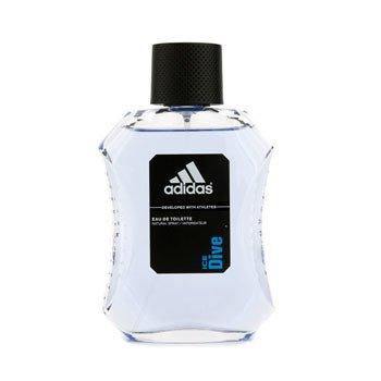 Ice Dive Eau De Toilette Spray Adidas Айс Дайв Туалетная Вода-Спрей 100ml/3.4oz