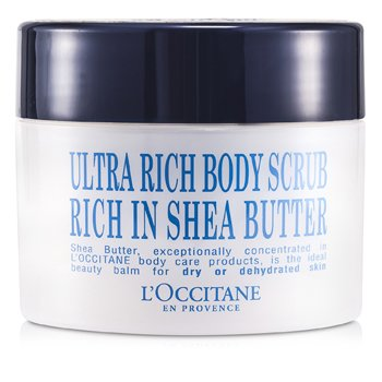 L'OccitaneShea Manteiga Ultra Rich corpoScrub 200ml/7oz