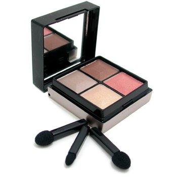 Givenchy-Prisme Again! Eyeshadow Quartet - # 2 Brown Caress