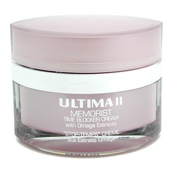 Ultima-Memorist Time Blocker Cream with Omega Extracts