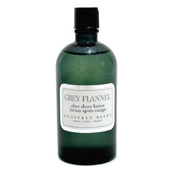 Geoffrey Beene Grey Flannel After Shave Lotion (Unboxed) 120ml/4oz