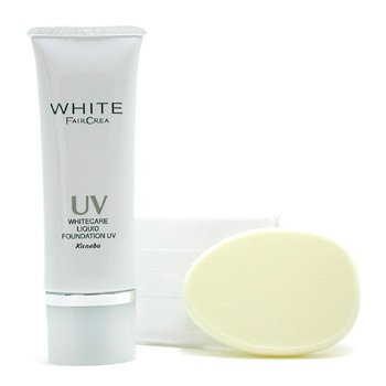 Kanebo-Faircrea Whitecare Liquid Foundation UV SPF28 - # OC-B