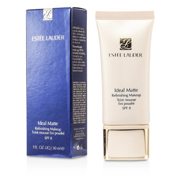 Estee Lauder Ideal Matte Refinishing MakeUp SPF8 - #02 Pale Almond  30ml/1oz
