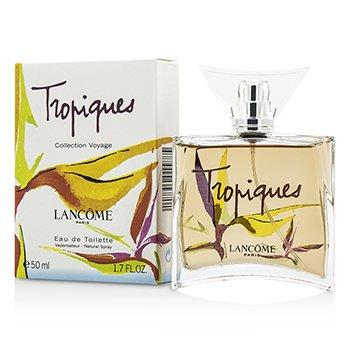 Lancome Tropiques Eau De Toilette Spray (Collection Voyage Limited Edition)  50ml/1.7oz
