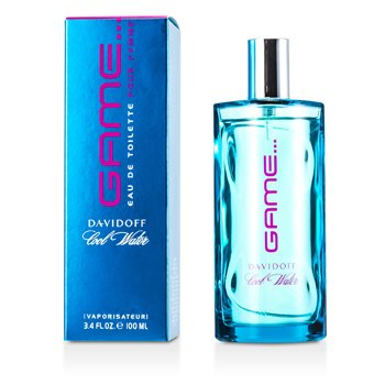 DavidoffCool Water Game For Her Eau De Toilette Spray 100ml/3.4oz