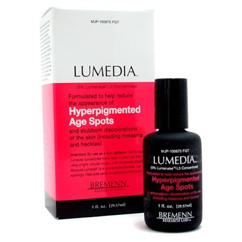 Bremenn Research Labs-Lumedia ( Formulated to Help Reduce the Appearance of Hyperpigmented Age Spots )