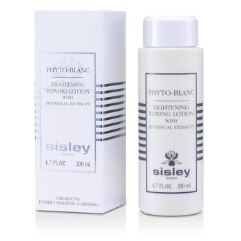 Sisley-Phyto-Blanc Lightening Toning Lotion