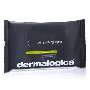 DermalogicaMediBac Clearing Skin Purifying Wipes 20 Wipes