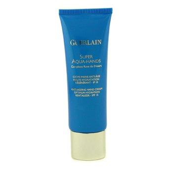 Guerlain-Super Aqua-Hands Optimum Hydration Anti-Age Spots Hand Creme SPF15